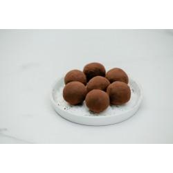 16 lı %70 Bitter Kakaolu Truff Ahşap Kutu