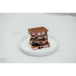 Karışık Beyoğlu Kırma Çikolata Turkuaz Konik Kutu