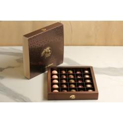 25 li Karışık Spesiyal Kahverengi Kutu