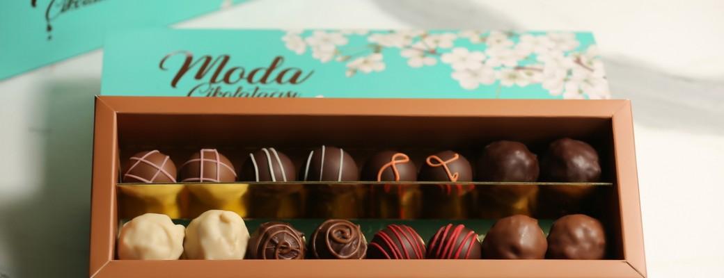 Hediyelik Çikolata Kutuları
