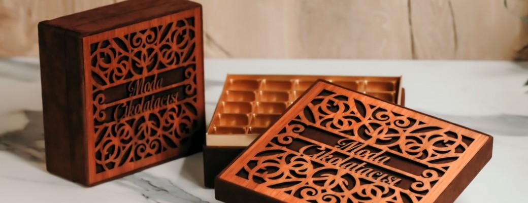 Spesiyal Çikolata Kutuları